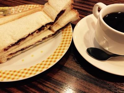 【伊勢旅行①】乗換え駅名古屋で喫茶リヨンのモーニングを食べよう!