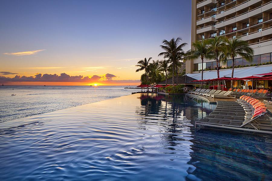 【シェラトン・ワイキキ・ホテル】ハワイのおすすめホテルを調べてお得に泊まろう!