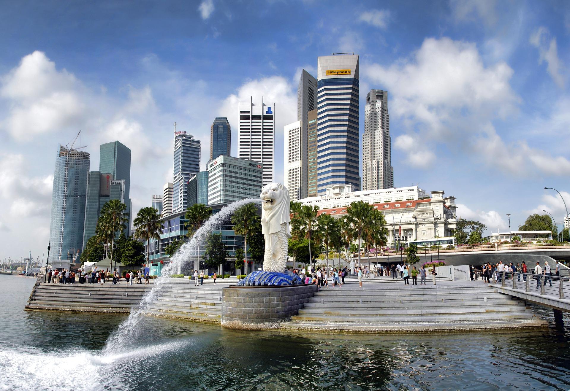 シンガポールの5月の天気とおすすめ通貨両替方法 両替所トラブルには気を付けて!