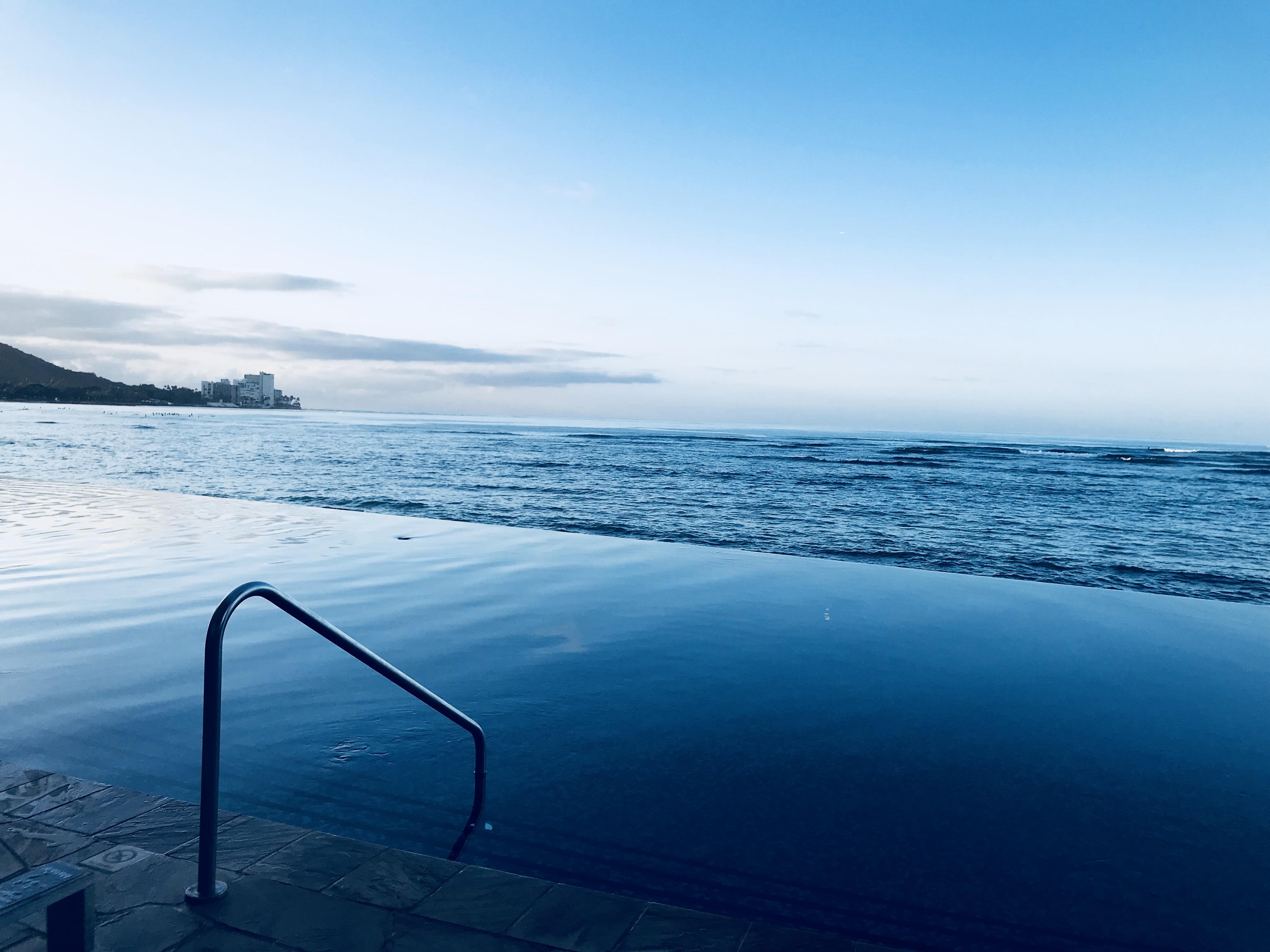 【ハワイ③】シェラトンワイキキ人気の秘密(海・ショッピング・アクセス・設備について)